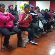 Implementan taller piloto para  facilitar la inclusión social de personas inmigrantes en condición de vulnerabilidad.