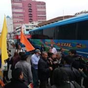 Ya partió la Caravana de de la Amistad desde Iquique a Oruro. Travesía se hizo a la inversa, hace 60 años y hoy se conmemora