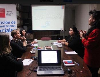 87 proyectos postularon al Fondo de Fortalecimientos de Organizaciones de Interés Pùblico
