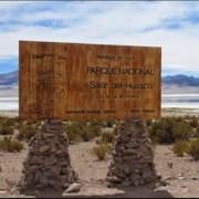 El salar del Huasco vuelve a ser reconocido como Parque Nacional, lo que posibilita su protección