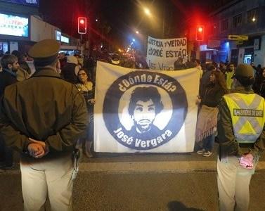 Tres años han pasado y el joven José Vergara sigue desaparecido y sin que se haga justicia por el crimen