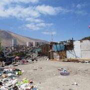 """""""Escuelita Popular Luchín""""  acusa que se vulneraron derechos de los niños en desalojo en Barrio El Colorado."""