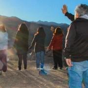 Comunidad de Macaya muestra bondades turísticas a representantes quechuas de  Región de Arica-Parinacota