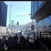 Se agudiza conflicto: Recinto amurallado y Mall Zofri bloqueados por los cargadores del Sindicato N°1