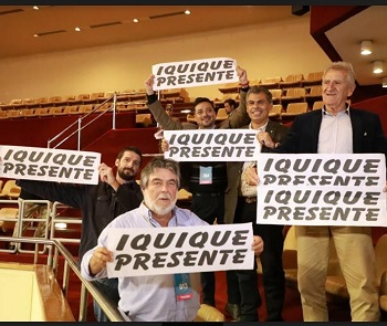 Alcalde Soria destaca apoyo para modificar vigente Ley de Puertos, que permitirá realizar cambios al actual sistema, que data de hace 20 años