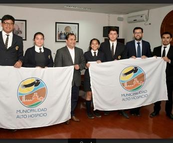 Estudiantes del Liceo Bicentenario Juan Pablo II, representan a la región en Torneo Nacional DELIBERA 2018 que se realiza en el Congreso