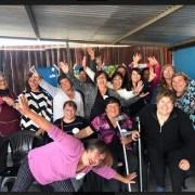 Mujeres mayores de 50 años de Alto Hospicio participaron en taller sobre sexualidad y reproducci[on