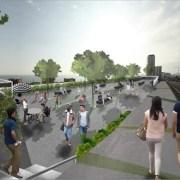 Alcalde Soria convoca a Diálogo Ciudadano para la construcción de Centro Integral y Parque en sector sur