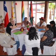 Rescatan la tradición oral de los pueblos originarios, en Primer encuentro de abuelos y abuelos