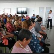 Más de 300 dirigentes sociales conocieron pormenores del rechazo de Bienes Nacionales a emblemáticos proyectos municipales