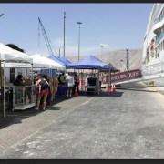 "Nuevamente salitreras fueron destino favorito de Crucero  ""Seabourn Quest"", que inauguró temporada 2018-2019"