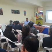 Presentan estudio sociolingüístico de los Aymaras, con miras a encuentro de Estudiantes de Pueblos Originarios