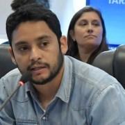 """Consejero Carvajal: """"Me sorprende que intendente Quezada, en 9 meses haya aprobado e ingresado al CORE presupuesto de la Corporación de Desarrollo de Tarpacá"""