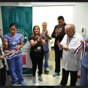 Inauguran pabellón para cirugías menores en Hospital. En periodo de marcha blanca han intervenido a más de 35 pacientes por semana
