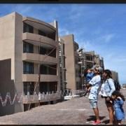 Beneficiados con subsidios Fondo Solidario de Elección de Vivienda, realizaron visita guiada a conjunto habitacional Portal Del Sur.