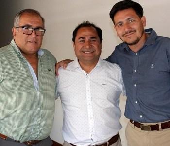 Alcalde Ferreira se reunió con representante del Gobierno de Jujuy y abordaron tema de la construcción de carreteras bioceánicas