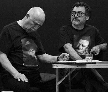 Un viaje de música, teatro y poesía, trae a Iquique la pareja de Los Venegas y la Compañía TO2