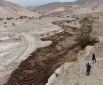 Onemi declara Alerta Amarilla para la provincia del Tamarugaly se anuncian más precipitaciones