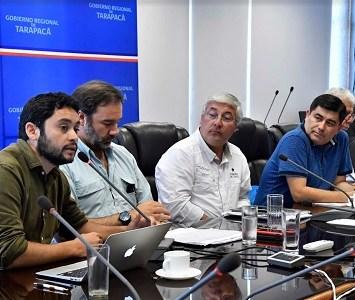 """CORE Carvajal insiste que se declare al menos """"zona de emergencia agrícola"""" a localidades afectadas por lluvias en el Tamarugal"""