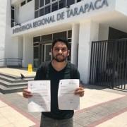 Que el 5% del fondo de emergencia FNDR sean destinados por el Ejecutivo Regional a emergencia en el Tamarugal, pide Consejero Carvajal