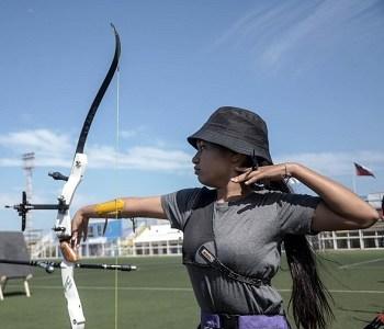 Joven hospiciana que destaca en tiro con arco, es nominada para integrar selección nacional que competirá en México