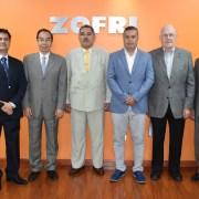 Decanato del Cuerpo Consular  de Tarapacá prepara agenda en conjunto con Zona Franca