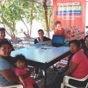 Familias de localidades de Pozo Almonte conocieron servicio gratuito Fonoinfancia, que entrega apoyo psicológico