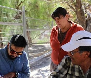 Comunidad quechua solicita diversas concesiones de uso gratuito durante fiscalización de Bienes Nacionales