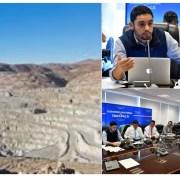 CORE José Miguel Carvajal reafirma: «Nuevamente me opongo a otro proyecto minero, esta vez Quebrada Blanca Fase 2»