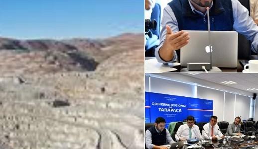 """CORE José Miguel Carvajal reafirma: """"Nuevamente me opongo a otro proyecto minero, esta vez Quebrada Blanca Fase 2"""""""