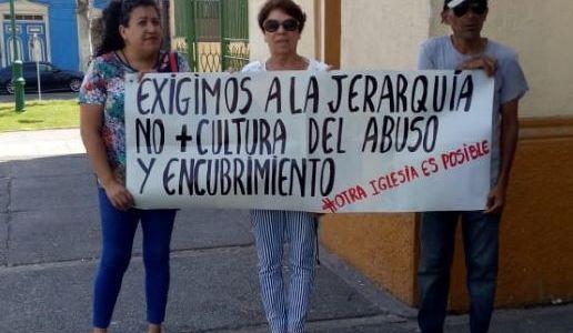 Total Transparencia exige Red de Laicos de Iquique a Cardenal Ezzati y Obispo Vera, porque #OtraIglesiaEsPosible
