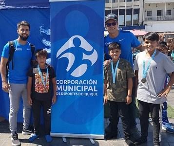 A lo grande deportistas y CORMUDEPI celebraron Día Internacional de la Actividad Física y el Deporte
