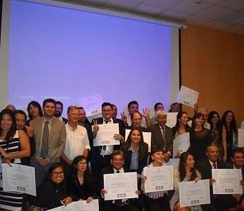 """Primer diplomado realizado por la UNAP,  sobre """"Enoturismo del Vino del Desierto"""", certificó a 26 alumnos"""
