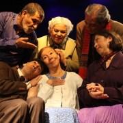 Teatro universitario abren inscripciones a mayores de 60 años para Academia de Teatro Adulto Mayor