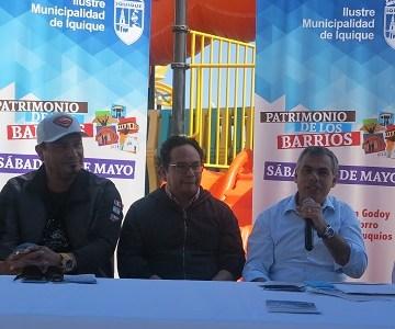 Municipalidad de Iquique innova con actividades comunitarias y de autogestión en el Día del Patrimonio, con presencia simultánea en 6 sectores poblacionales
