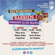 """Municipalidad de Iquique marca un hito al reconocer el """"Patrimonio de los Barrios"""", al celebrar el Día del Patrimonio"""