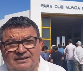 Ya se inició tramitación notarial, para que propiedad de la cárcel de Pisagua, vuelva al Estado de Chile