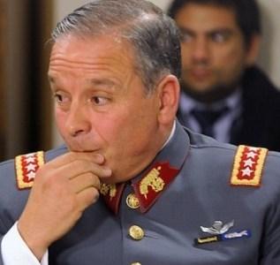 """Chile, una """"dicta blanda"""" encabezada por el Tribunal Constitucional. Al parar causa contra el general Oviedo, se hace cómplice de la corrupción"""
