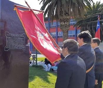 En el marco del aniversario del Colegio don Bosco, exalumnos rindieron homenaje a sacerdote Gerardo Poblete, asesinado por la dictadura