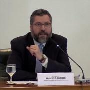 Canciller brasileño conoció las ventajas de Iquique como Puerto Estratégico y la mejor ruta al Asia Pacífico