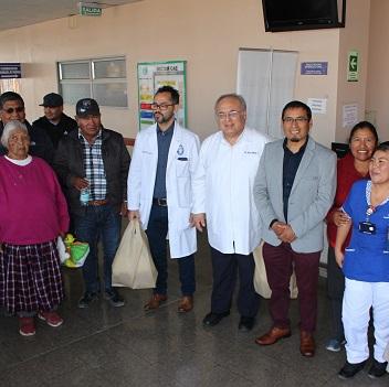 Convenio entre municipio de Colchane y Hospital de Iquique favorece atención de aymaras