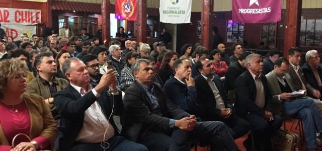 """Nuevo referente """"Unidad para el Cambio"""" se constituyó en Tarapacá, reuniendo fuerzas del progresismo y la izquierda para disputar alcaldías y gobernación a la derecha"""