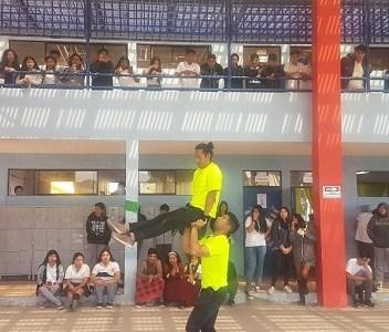 Reconocimiento a las Artes Circenses llevó al Circo en La Cuerda a Pica y Pozo Almonte. Hoy función gratuita en Iquique