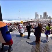 """Masiva respuesta de la comunidad a la primera fiesta mascotera de Iquique, """"Pet Pelusa 2019"""""""
