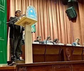 """Se consolida integración académica entre el norte de Chile y Bolivia, se concluye en seminario """"Las perspectivas de la Democracia en América Latina"""", realizado en La Paz, Bolivia"""