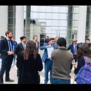 12 abogados transversales, interpusieron recurso de amparo por la instauración del toque de queda en Iquique