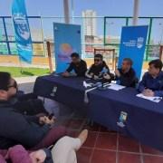 """Programa """"Cine en tu barrio"""" despliega Municipalidad en sectores poblaciones exhibiendo documentales y cortos cinematográficos"""