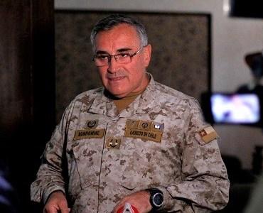 Revisa acá los videos de seguridad que difundió el Ejército para rechazar acusación de apremios ilegítimos y torturas