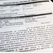 Estudiante de Kinesiología que fue víctima de montaje el año pasado, inicia campaña para evitar que inculpen a dirigente detenido por Carabineros