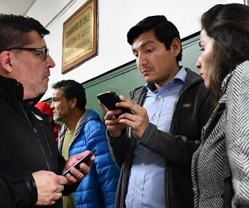 Las largas jornadas nocturnas en terreno de los defensores penales públicos durante estos inquietos días de manifestaciones en Iquique